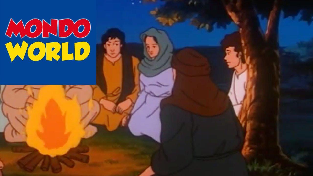 LES PARABOLES DU NOUVEAU ROYAUME - Jésus: Un Royaume Sans Frontières saison 1 ép. 16 - VF