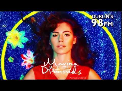 Marina and the Diamonds - Dublin 98FM Radio Interview