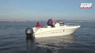 CAPELLI CAP 25 WA - Essai moteurboat.com