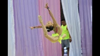 Ternovska Kristina Italia 2017  1 Place (8 years old)