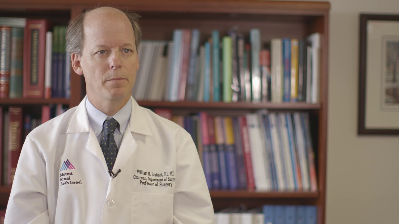 William Inabnet, MD