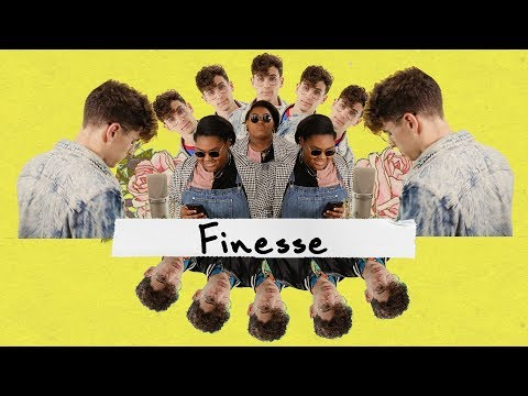Bruno Mars - Finesse [Acapella Video]