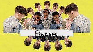 Bruno Mars - Finesse [Acapella Video]