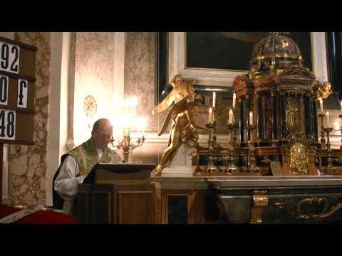Gedenkmesse anlässlich des 101. Todestages von Kaiser Franz Josef I.