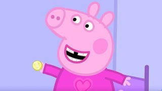 Peppa Pig En Español - Se me cayó un diente - Capitulos Completos - Pepa la cerdita