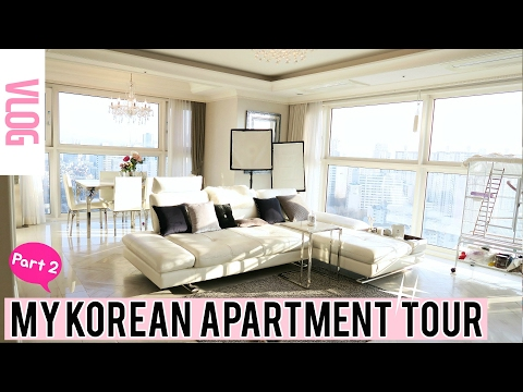 My Korean Apartment Tour! 🏠 Part 2 미즈뮤즈의 한국 집 구경 2편