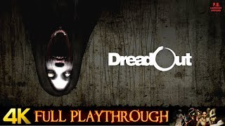 DreadOut | Full Longplay Walkthrough Gameplay No Commentary 1080P/60FPS