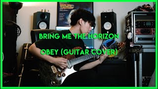 Bring Me The Horizon - Obey feat. YUNGBLUD (Guitar Cover)