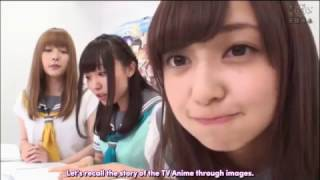 ensub nov11 love live sunshine aqours uranohoshi girsl academy live broadcast