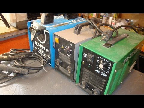 How Welding Transformers Work.  Teardown and Explanation