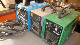 How Welding Transformers Work.  Teardown and Explanation(In this video an arc welding machine is analyzed. My latest video about reverse engineering some of the welding machines: ..., 2015-05-26T23:59:00.000Z)