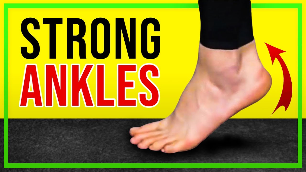 How to Strengthen Your Ankles photo