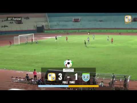 BPTV - BARITO PUTERA (3) VS (1) PERSELA (JAKAJAYA)
