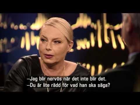 Skavlan med Robert Gustavsson och Helena Bergström
