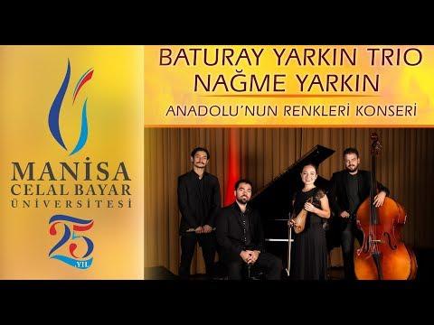 MCBÜ Caz Konseri Anadolu'nun Renkleri