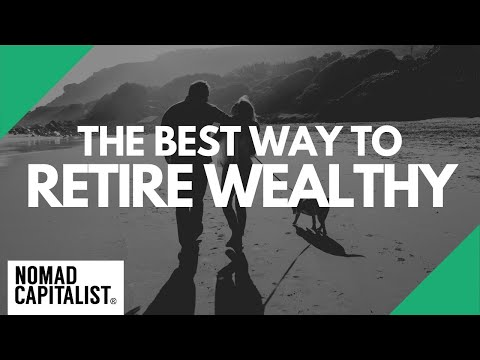 The Best Way to Retire Wealthy