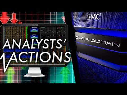 Data Storage Company, Cloud Computing Company, Retailer in Focus For Monday's Analysts' Actions