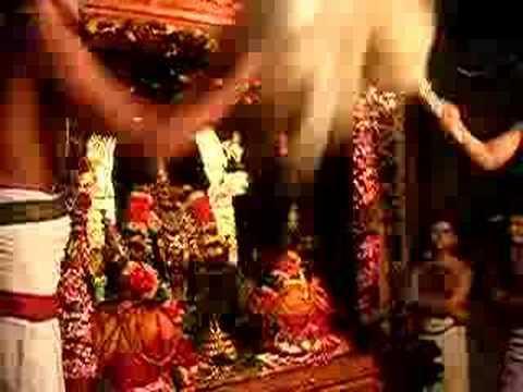 Srirangam Namperumal  Unjal