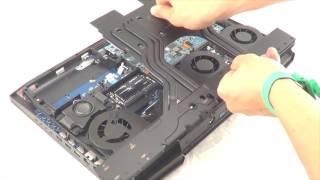 nvidia geforce gtx 1080 sli upgrade in eurocom sky x9e2 supercomputer laptop