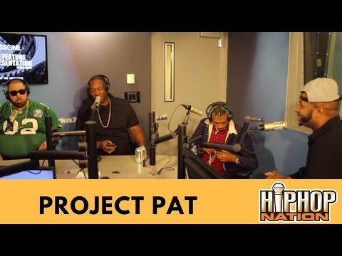 "Project Pat Interview with DJ Suss One Talks Mixtape ""Real Gz Make Gz"",  Top 5 And More!"