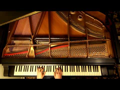 Sufjan Stevens - Casimir Pulaski Day (piano)
