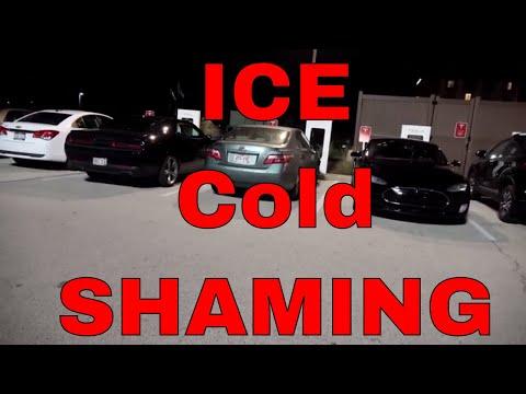 Black Friday ICE Hole Shade Blocked Supercharger