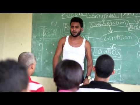 N-Fasis (El Hombre De Las 1000 Virtudes) - Rap Revolucion (Video Oficial)