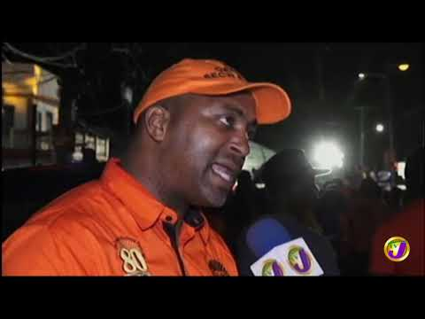 TVJ News: PNP Campaigning in East Portland - MAR 3 2019