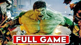 THE INCREDIBLE HULK Gameplay Walkthrough Part 1 FULL GAME [1080p HD] - No Commentary