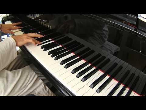 'Akatsuki's Theme', from 'Naruto Shippuden', for Piano Solo