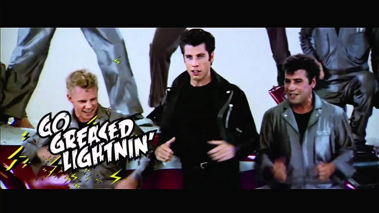 Trailer Grease Brillantina Ita Youtube