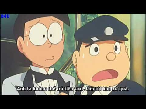Dam cuoi cua nobita va shizuka HD