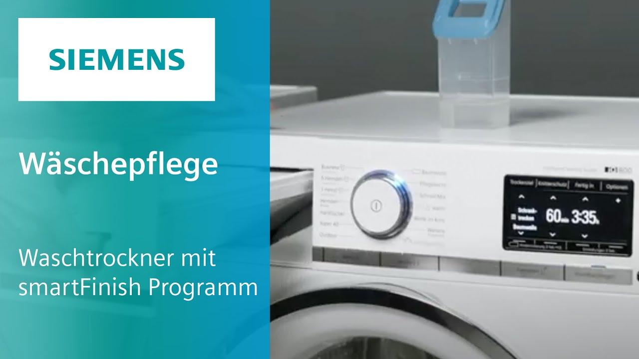 Siemens iq500 trockner bedienungsanleitung pdf
