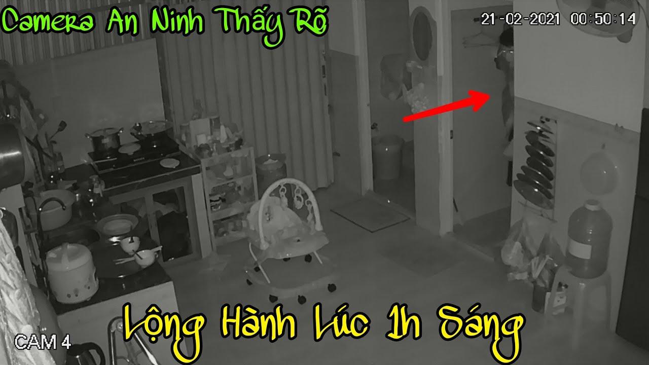 Download Tập 265 - Rùng Rợn Camera An Ninh Thấy Rõ Ma Lộng Hành Trong Nhà Lúc 1h Sáng