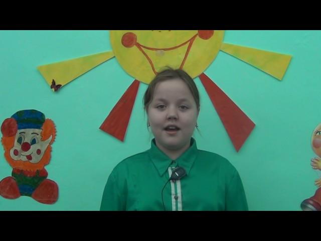 Изображение предпросмотра прочтения – ВикторияПутилова читает произведение «Солнце (Каксолнце зимнее прекрасно…)» М.Ю.Лермонтова