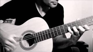 Can't take my eyes off you (Acoustic guitar cover)