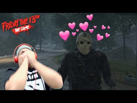 TRYING TO CONVINCE PEOPLE I WONT KILL THEM LOL [FRIDAY the 13th]
