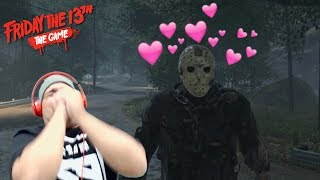 TRYING TO CONVINCE PEOPLE I WON'T KILL THEM LOL [FRIDAY the 13th]