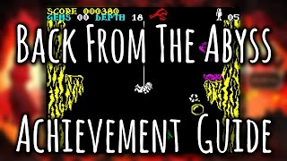 Rare Replay - Back From The Abyss Achievement Guide (All Underwurlde Snapshots)