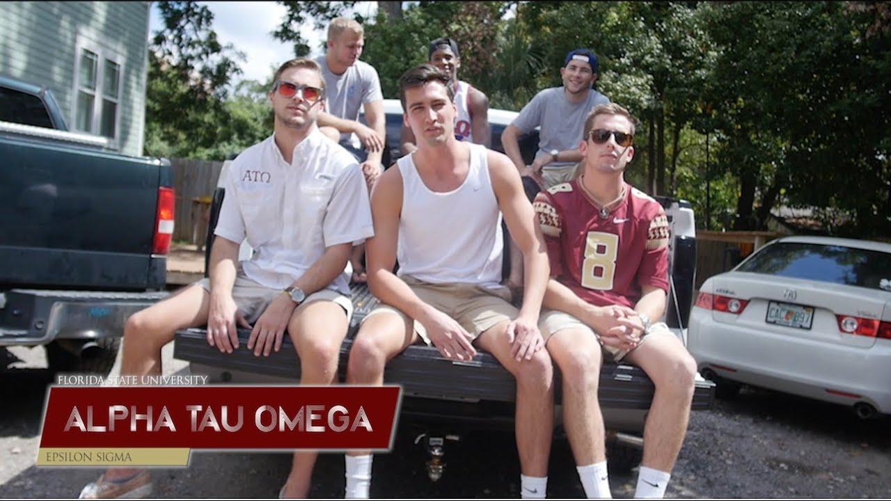 Trending Houses : ΑΤO - Florida State University - YouTube