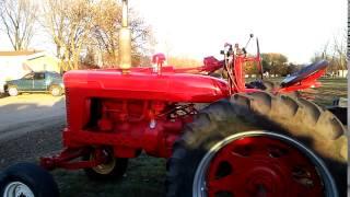 1953 International Farmall Super M Tractor