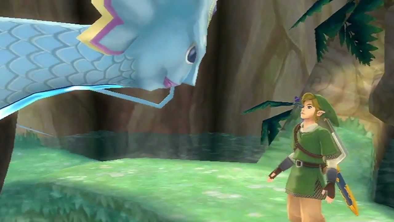 Skyward Sword ISO & ROM Download - PPSSPP Games