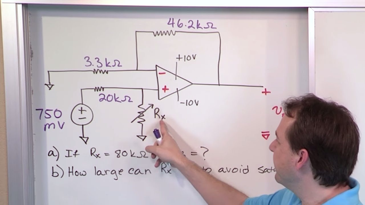 Ac Coupling A Noninverting Amplifier
