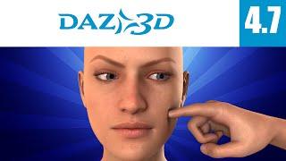 Daz Studio 4.7 - Tuto : Smothing Modifier (Colision Dynamique) [FR-HD]