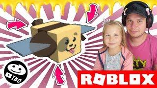 DOGGIE IS OUR-Bee Swarm Simulator   Roblox   Daddy and Barunka CZ/SK