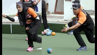 KL SEA Games:  Malaysia's lawn bowls team eyes four gold medals