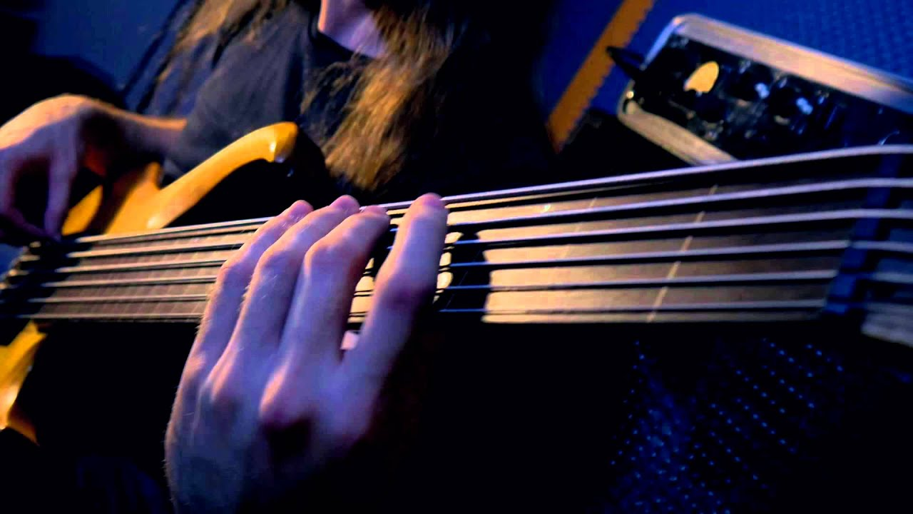 de profundis illumination ibanez guitars and bass playthrough