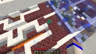 Прохождение Олимпийских игр в minecraft
