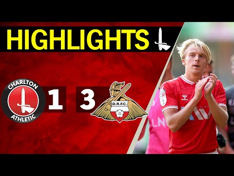 Charlton Doncaster Goals And Highlights