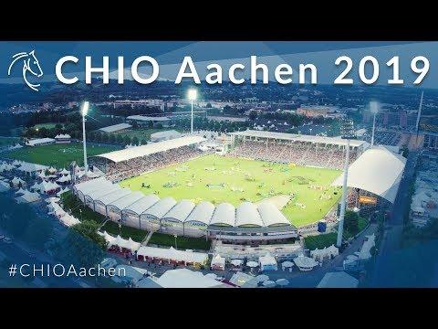 The World Equestrian Festival CHIO Aachen 2019